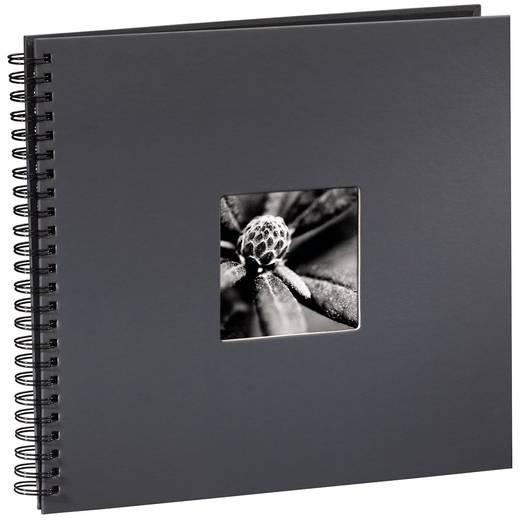 """Spiraal Album """"Fine Art"""", grijs, 36x32 / 50"""