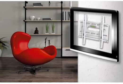 """Hama FIX """"Ultraslim"""" M TV-beugel 25,4 cm (10"""") - 94,0 cm (37"""") Vast"""