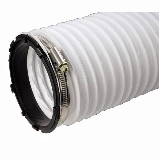 Afvoerslang voor wasdroger Xavax 00110944 - 2 m x 102 mm Wit