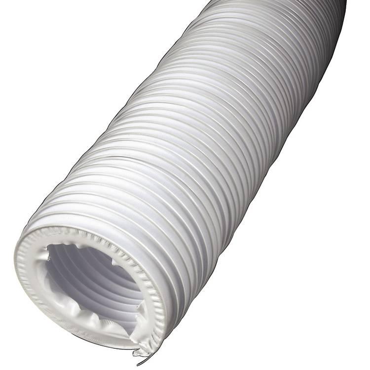 Image of Afvoerslang voor wasdroger Xavax 00110944 - 2 m x 102 mm Wit