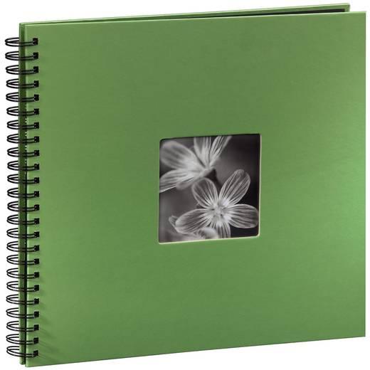 "Spiraal Album ""Fine Art"", appelgroen, 36x32 / 50"