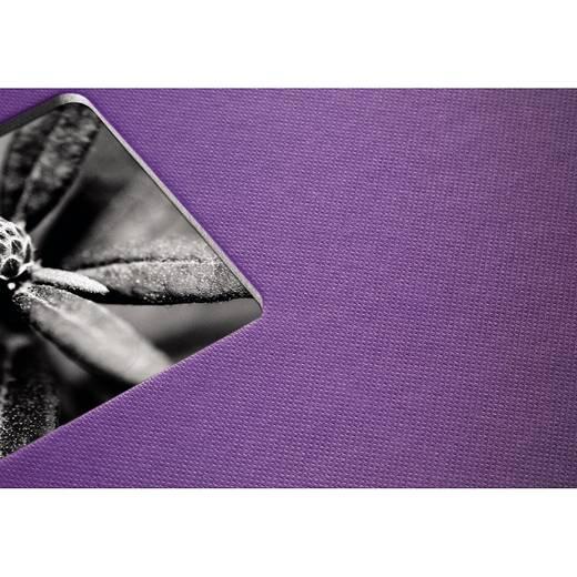 """Spiraal Album """"Fine Art"""", paars, 36x32 / 50"""
