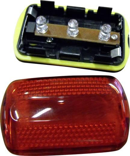 LED Veiligheidslamp rood DR-34