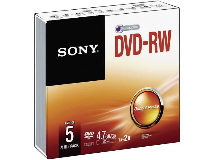 Sony DVD-RW 4.7GB 5x (5DMW47SS)