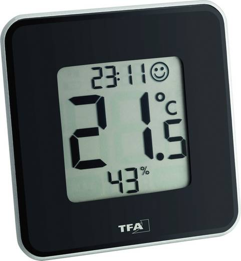 Thermo- en hygrometer TFA 30.5021.01 Style