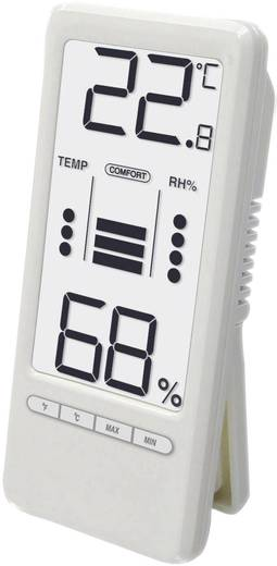 Techno Line WS 9119 WS 9119 Thermo- en hygrometer Wit