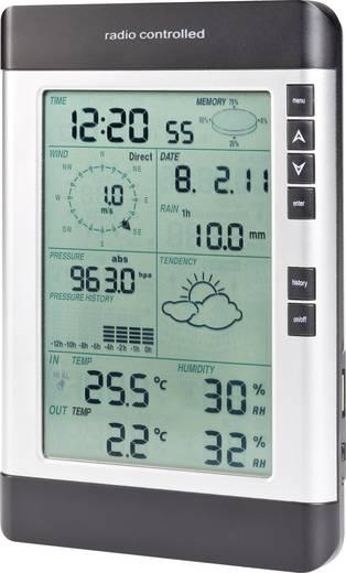 Digitaal draadloos weerstation WS-0101 Voorspelling voor 12 tot 24 uur