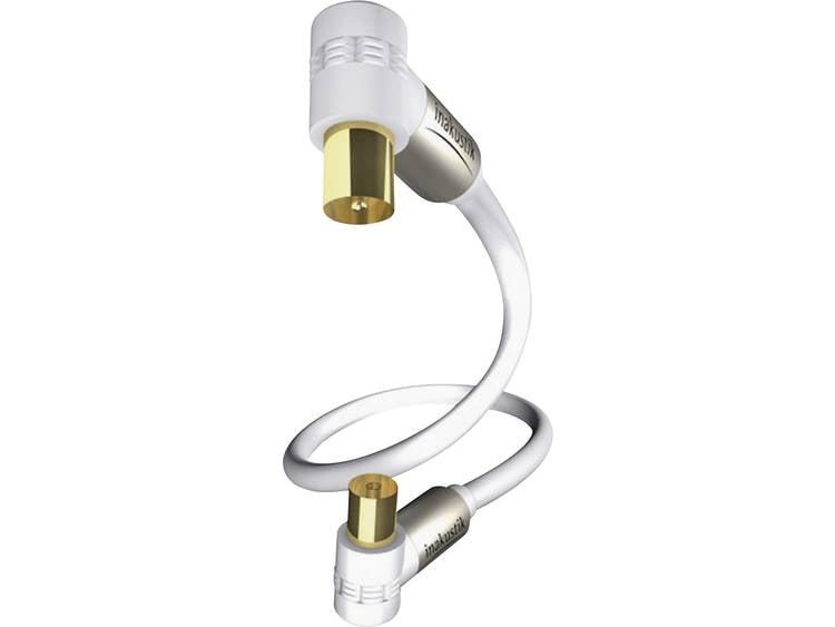 in-akustik Premium HDTV 90 Antennekabel Coax 100dB 15 m
