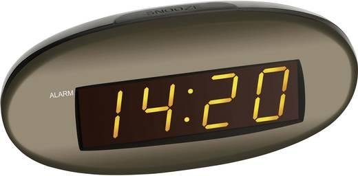 Wekker Quarz Bruin Alarmtijden: 1 TFA 60-2005