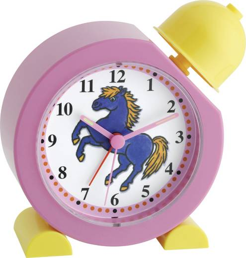TFA Wekker Paard (b x h x d) 133 x 133 x 52 mm