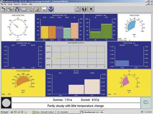 Software Davis Instruments DAV-6555 Wetterlink IP