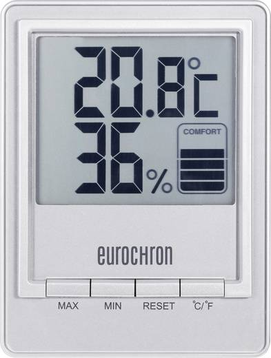 Thermo- en hygrometer ETH 8001 Eurochron