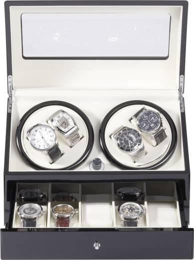 KA074 Horlogebeweger Vierkant 4 horloges
