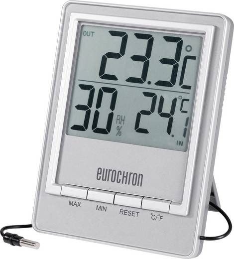 Binnen/buiten-thermo-/hygrometer ETH 8003