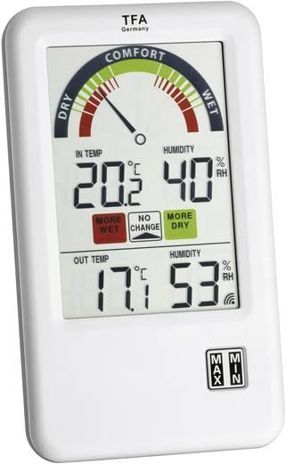 TFA 30.3045.IT 30.3045.IT Draadloze thermo- en hygrometer