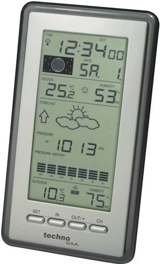 Digitaal draadloos weerstation Techno Line
