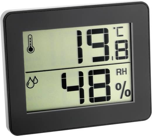 TFA 30.5027.01 Thermo- en hygrometer Zwart