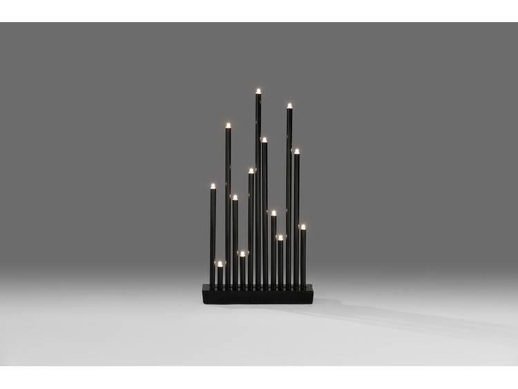 Kerst Kandelaar Afmeting: H31 x B16,5 cm