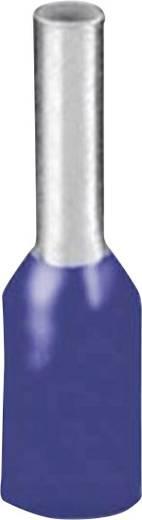 Phoenix Contact 3203066 Adereindhulzen 1 x 0.34 mm² x 8 mm Deels geïsoleerd Turquoise 100 stuks