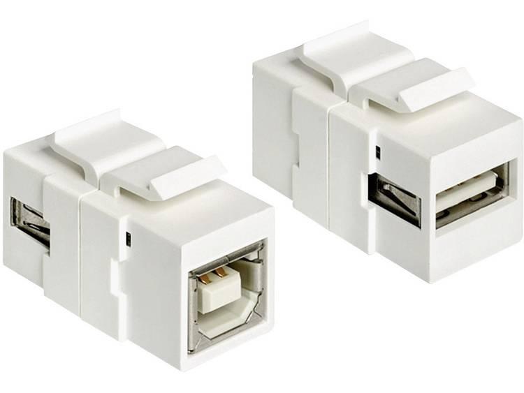 USB 2.0 Adapter [1x USB 2.0 bus A 1x USB 2.0 bus B] Wit