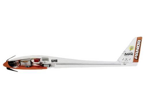 Multiplex Panda RC zweefvliegtuig RTF 1160 m