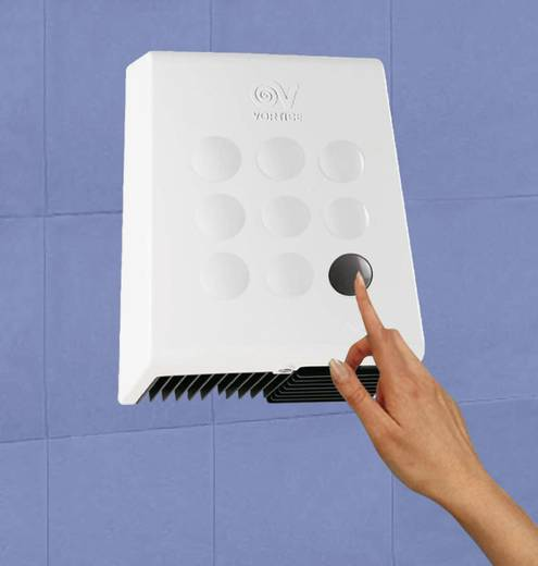 Vortice Optimaal Dry Handdroger 2000 W Wit (patroon)