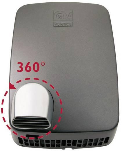 Vortice Metal Dry Super A Handdroger 2350 W Zwart