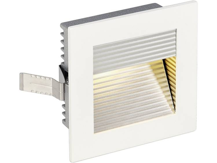 SLV LED-inbouwlamp Frame Curve 113292 LED 1 W Wit Aluminium