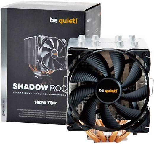 BeQuiet Shadow Rock 2 CPU-koellichaam met ventilator