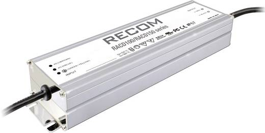Recom Lighting RACD150-24 LED-driver, LED-transformator Constante spanning, Constante stroomsterkte 150 W (max) 24 V/DC