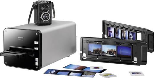Plustek OpticFilm 120 Diascanner, Negatiefscanner 5300 dpi Stof- en krasverwijdering: Hardware Middenformaat