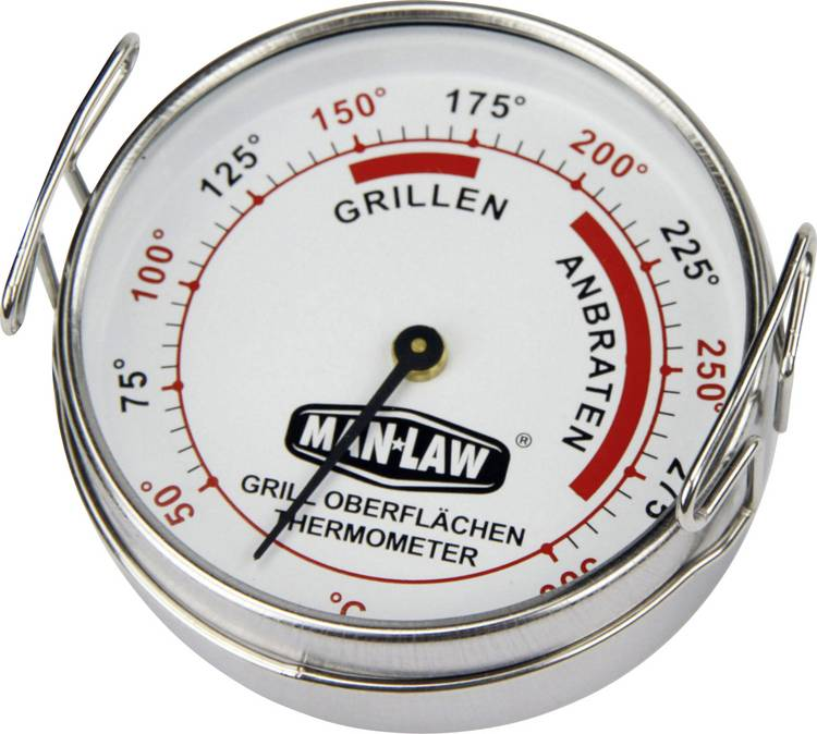 Image of T387 Barbecuethermometer