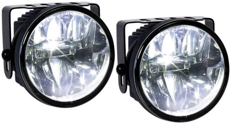 Dagrijlicht LED (Ø x l) 77 mm x 65 mm Devil Eyes 610767