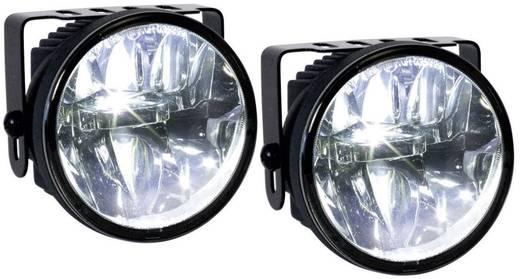 Devil Eyes 610767 Mistlamp, Dagrijlicht LED (Ø x l) 77 mm x 65 mm