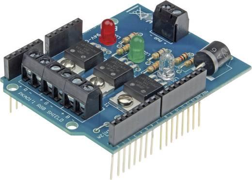 Velleman VMA01 RGB Shield Geschikt voor (Arduino boards): Arduino UNO