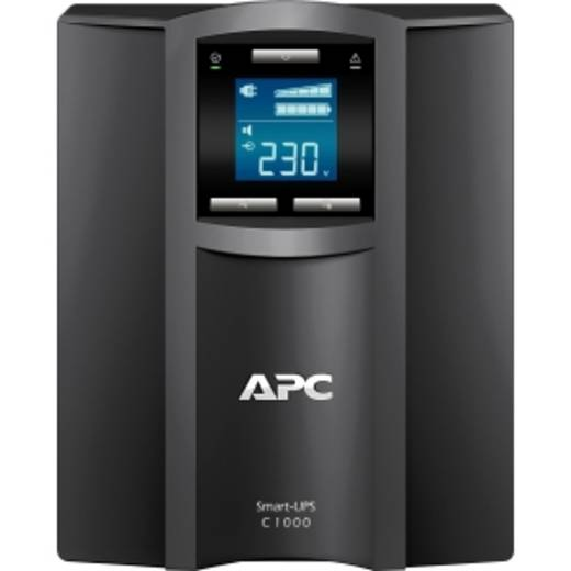 APC by Schneider Electric Smart UPS SMC1000I UPS 1000 VA