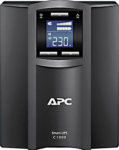 APC by Schneider Electric Smart UPS SMC1000I UPS 1000 VA