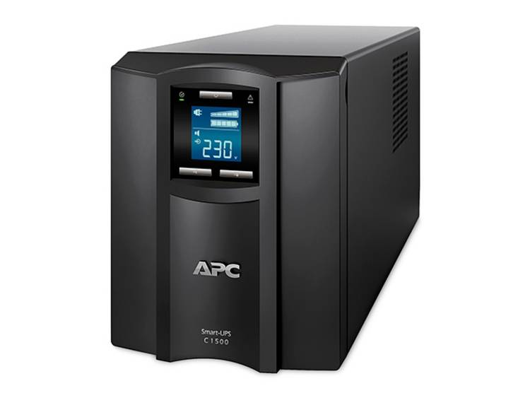 APC Smart-UPS 1500VA noodstroomvoeding 8x C13 uitgang, USB