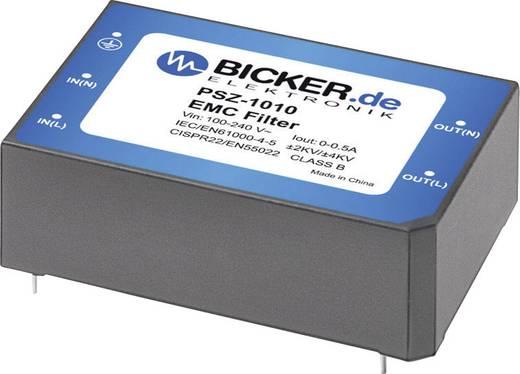 Bicker Elektronik PSZ-1010 AC/DC printnetvoeding 0.5 A