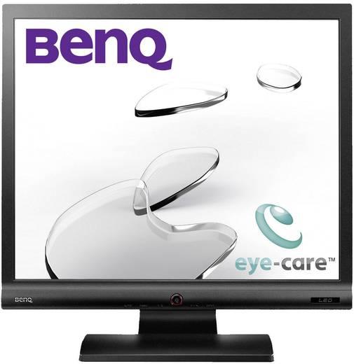 LED-monitor BenQ BL702A 43.2 cm (17 inch) Energielabel n.v.t. SXGA 5 ms VGA TN LED