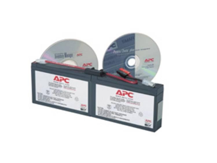 APC by Schneider Electric UPS-systeemaccu RBC18