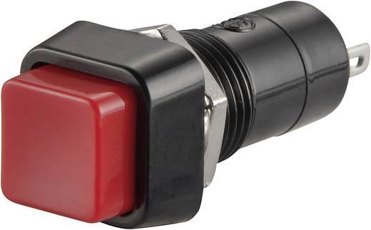 SCI R13-23A-05RT Druktoets 250 V/AC 1.5 A 1x uit/(aan) schakelend 1 stuks