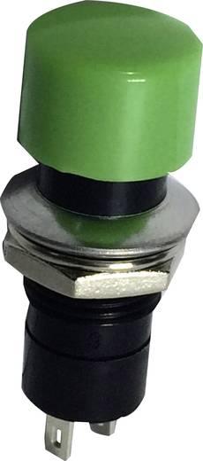 SCI R13-40A-05GB Druktoets 250 V/AC 1.5 A 1x uit/(aan) schakelend 1 stuks