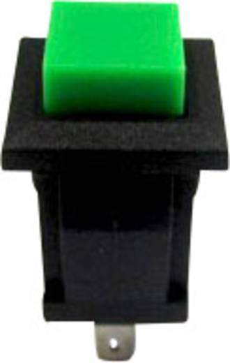 SCI R13-57A-05GN Druktoets 250 V/AC 0.5 A 1x uit/(aan) schakelend 1 stuks