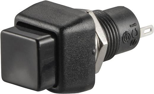 SCI R13-83A-05BK Druktoets 250 V/AC 1 A 1x uit/(aan) schakelend 1 stuks