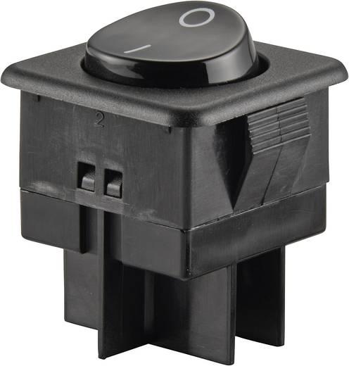 SCI R13-104C-01 Wipschakelaar 250 V/AC 10 A 2x aan/aan vergrendelend 1 stuks