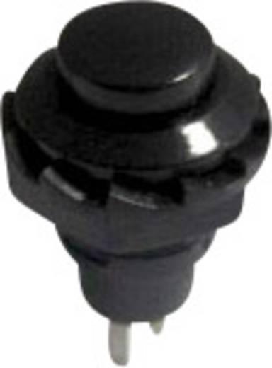 SCI R13-502B-05BK Druktoets 250 V/AC 1.5 A 1x aan/(uit) schakelend 1 stuks
