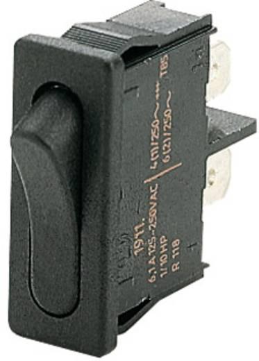 Marquardt 1911.1102 Wipschakelaar 250 V/AC 6 A 1x uit/aan vergrendelend 1 stuks