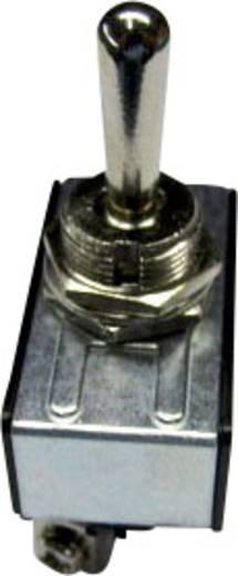 SCI R13-28C-06 Tuimelschakelaar 250 V/AC 10 A 1x aan/aan vergrendelend 1 stuks