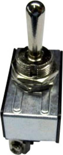 SCI R13-28D-06 Tuimelschakelaar 250 V/AC 10 A 1x aan/uit/aan vergrendelend/0/vergrendelend 1 stuks
